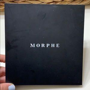 Morphe 25B Bronzed Mocha Palette